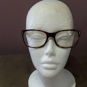 Authentic Cartier Tortoise Eyeglasses